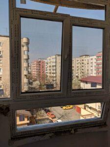 Inchidere balcon cu profil Rehau